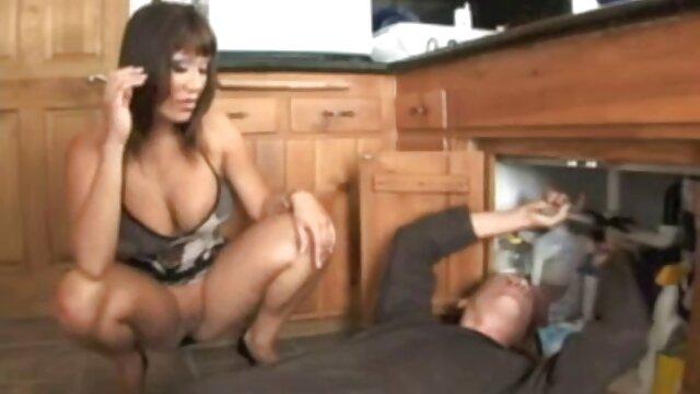 زیبا, بین Peta Jensen و sexبا معلم پرستون پارکر در اتاق خواب